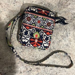 Vera Bradley Cross Body Purse